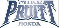 Mike Pruitt Honda